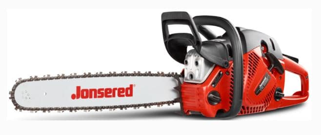 Jonsered CS2255 chainsaws for logging