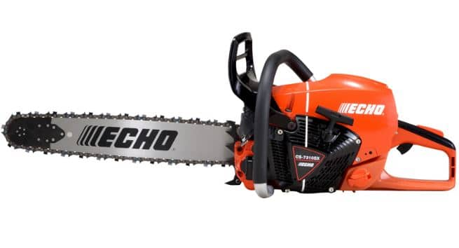 best chainsaw for logging