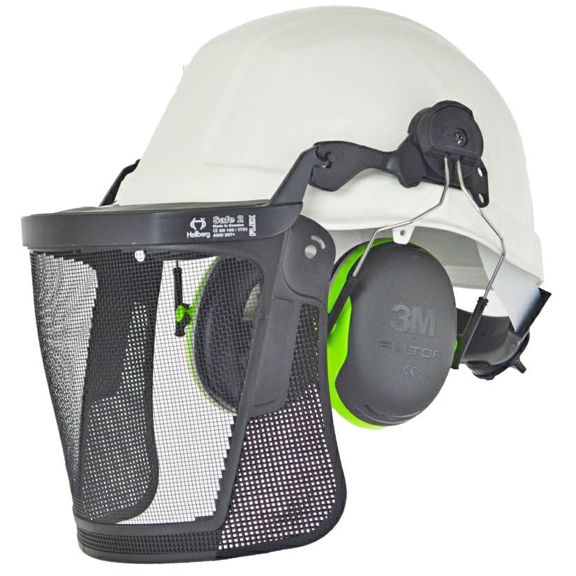 Tuffmaster Forestry Chainsaw Helmet