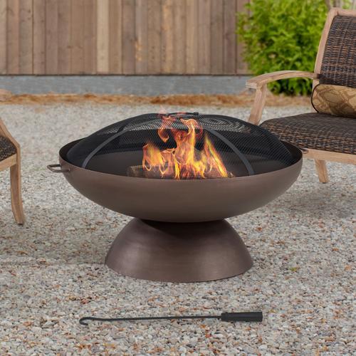 best sunjoy outdoor fireplace
