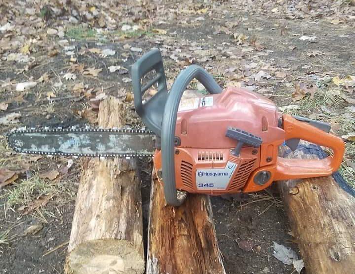 husqvarna 345 chainsaw review